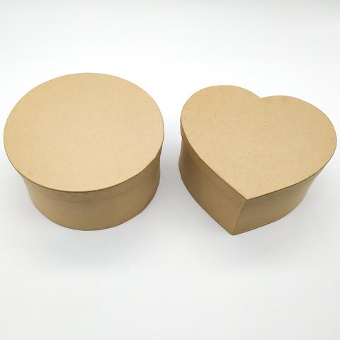 Коробочка из папье-маше scrapberrys (выбрать вид)