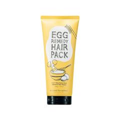 Маска для волос too cool for school Egg Remedy Hair Pack 200g