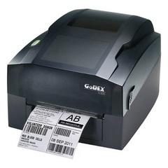 Принтер печати этикеток GODEX G300 USB, Ethernet (термотрансферный)