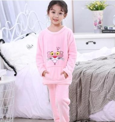 Розовая Пантера пижама детская и взрослая