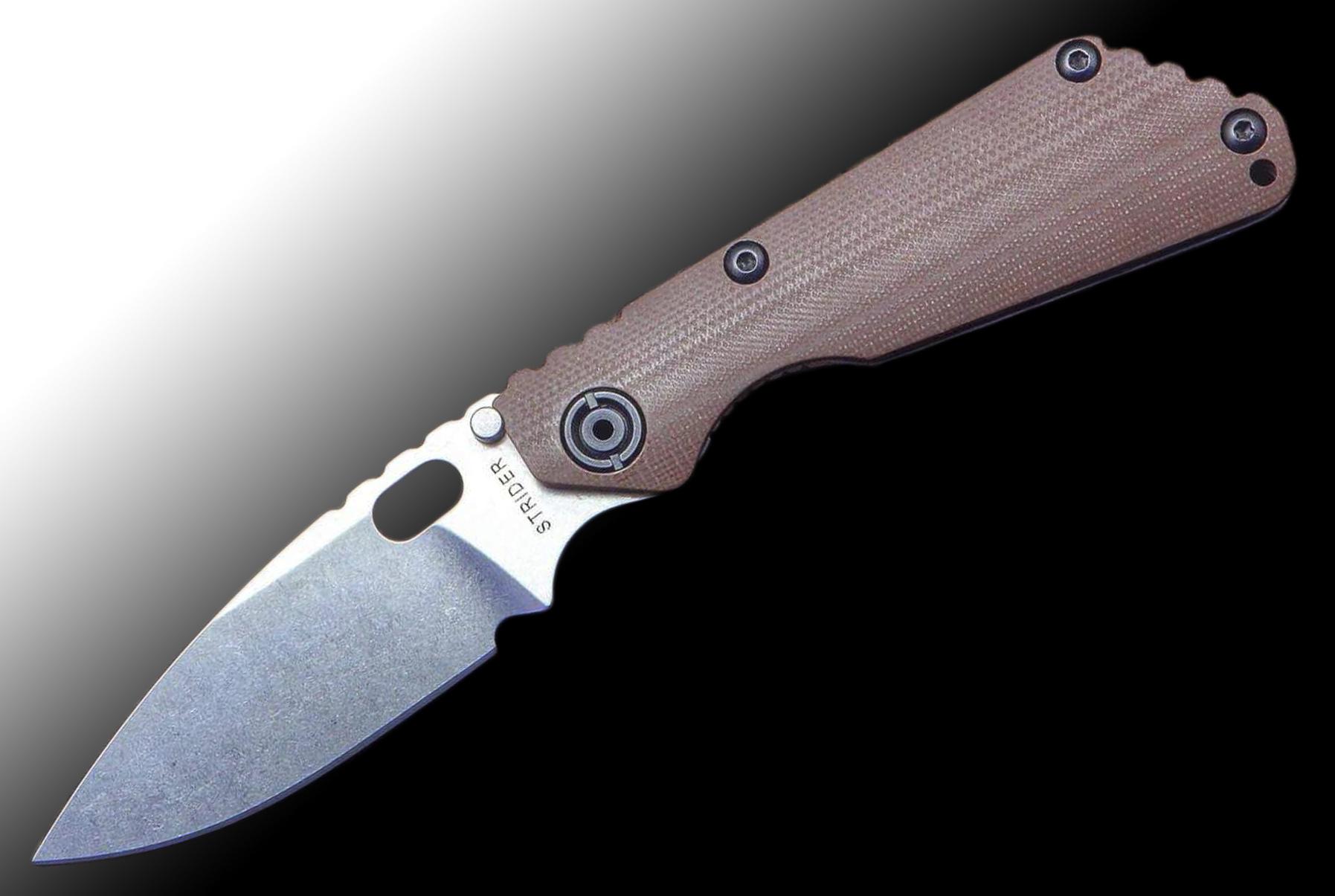Нож Strider SNG CC G-10