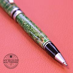 Шариковая ручка «Малахит»