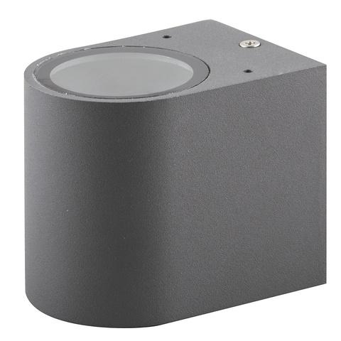Садово-парковый светильник FERON DH014 GU10 серый
