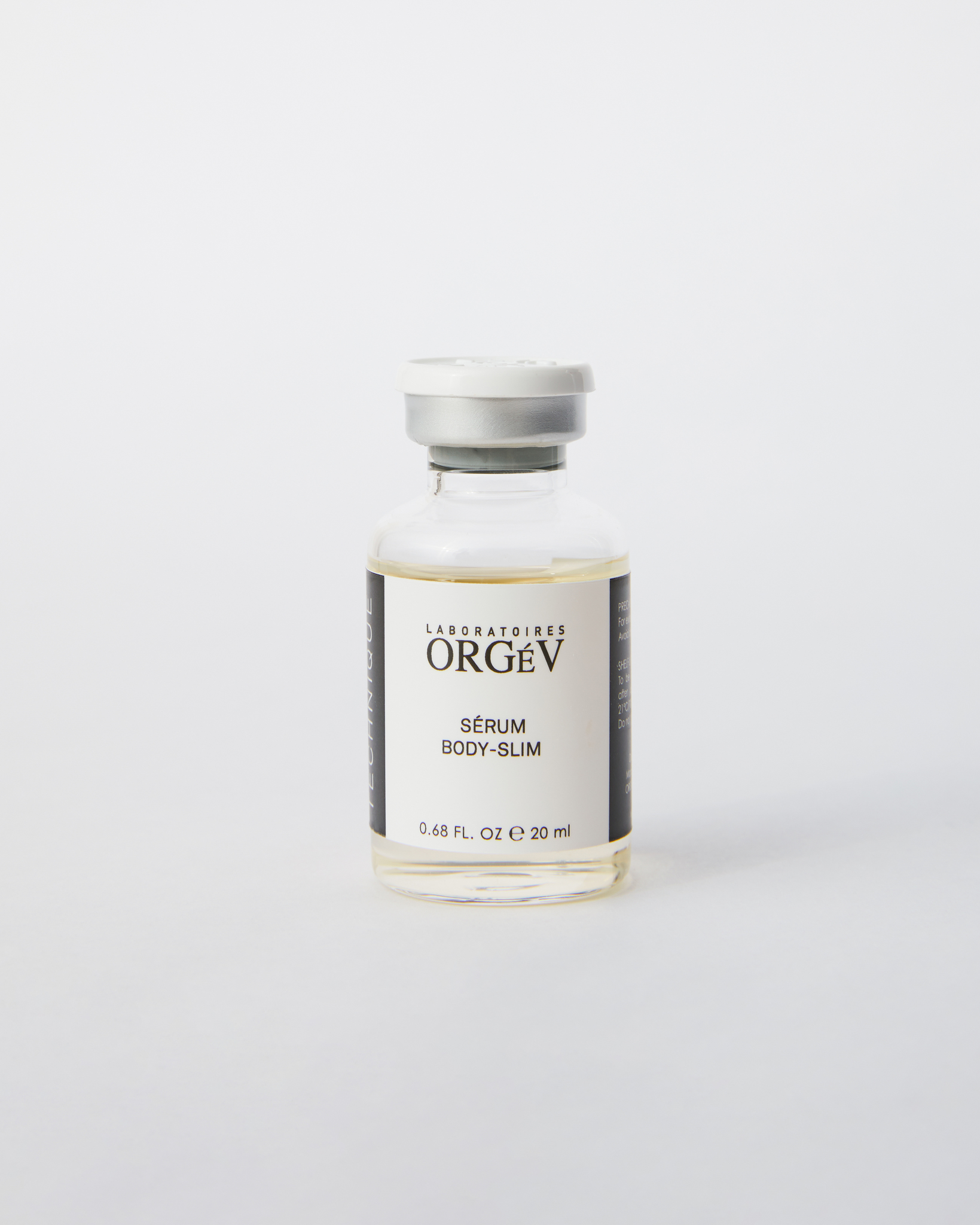 Сыворотка для тела ORGéV SERUM BODY-SLIM 20 мл