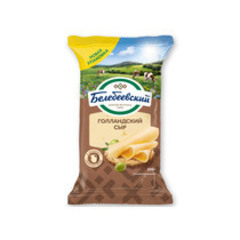 """Сыр """"Белебеевский"""" Голландский 45%, 190г"""