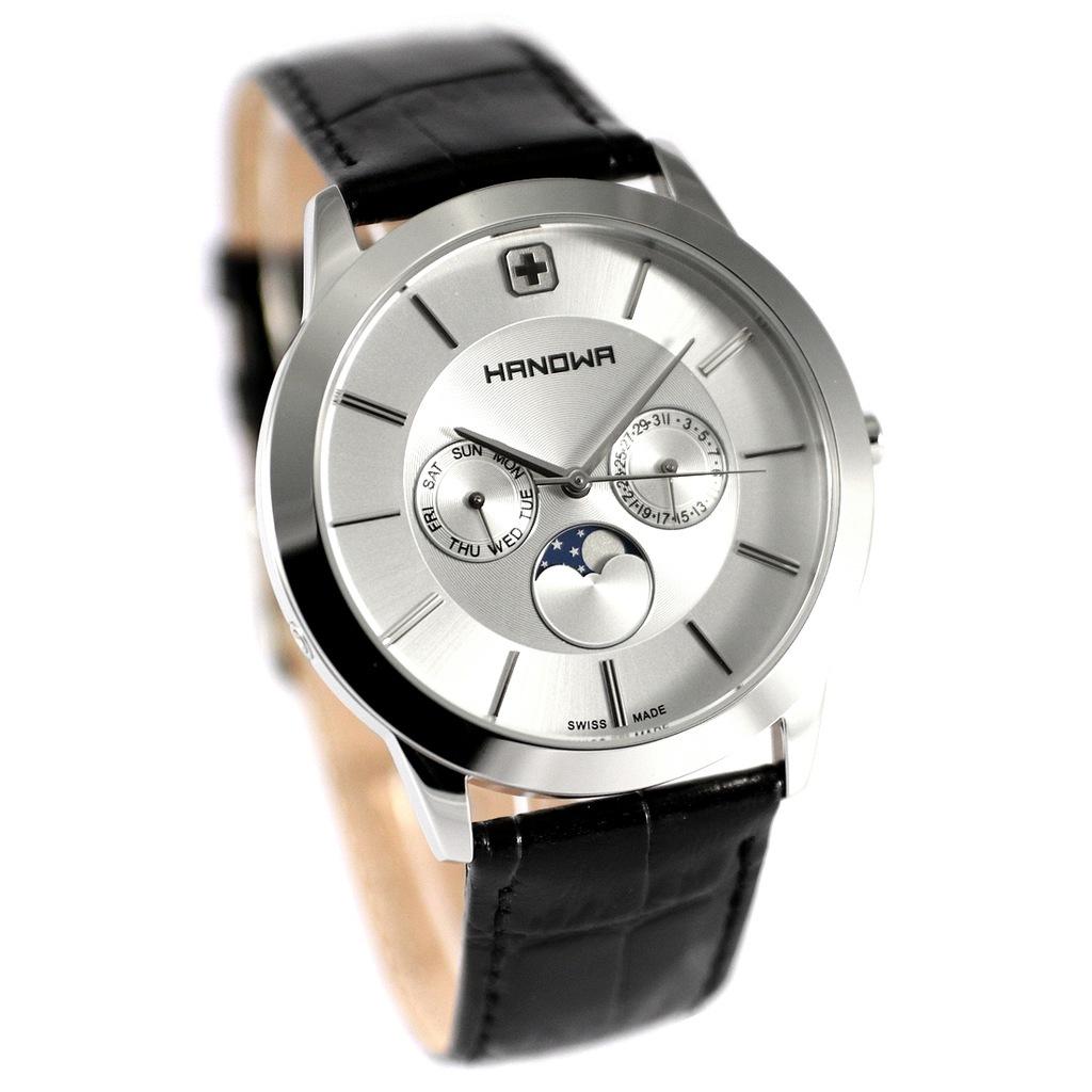 Мужские часы Hanowa Classic 16-4056.04.001