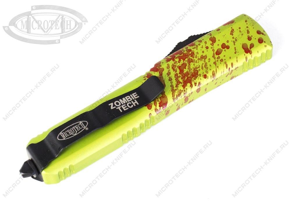 Нож Microtech Ultratech ZombieTech Dagger 122-1Z - фотография