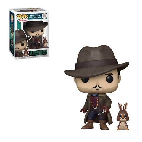 Lee with Hester (His Dark Materials) Funko Pop! (Тёмные начала)