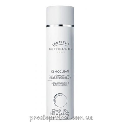 Institut Esthederm Osmoclean Hydra-Replenishing Cleansing Milk - Гидровосстанавливающее молочко для снятия макияжа