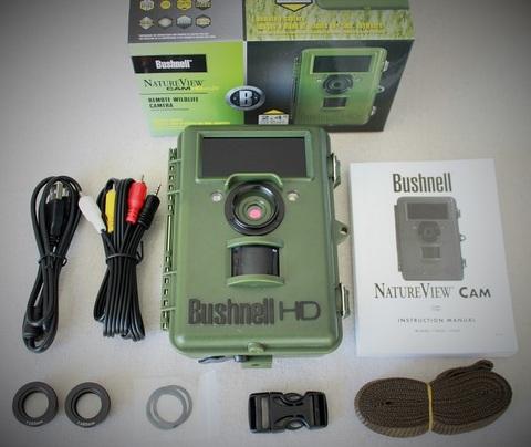 ФОТОЛОВУШКА BUSHNELL NATUREVIEW CAM HD MAX #119740