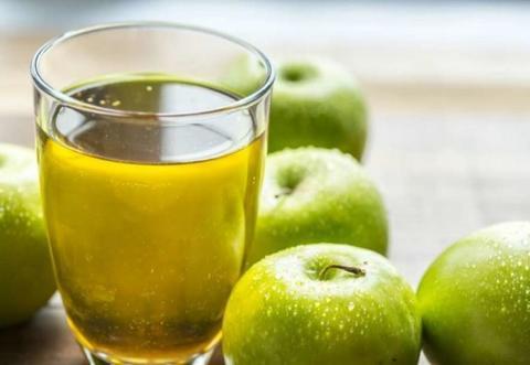 Сок натуральный яблочный восстановленный