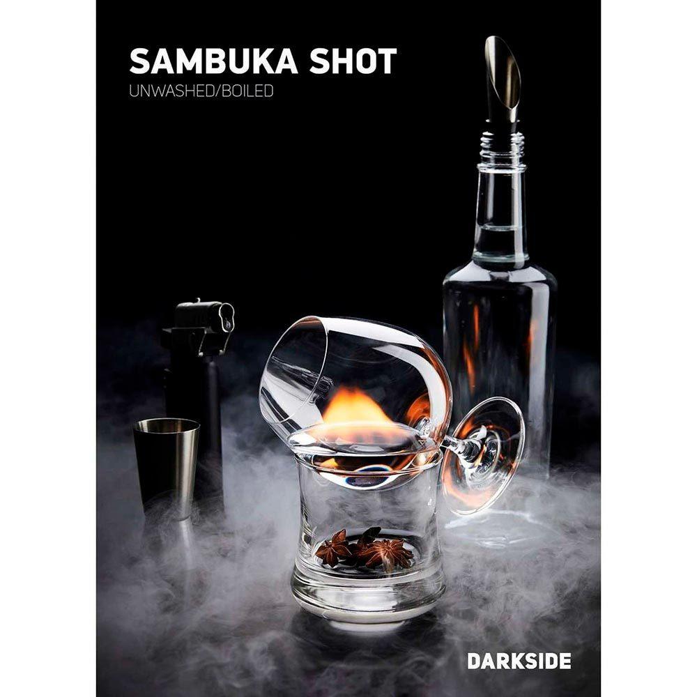 Табак для кальяна Dark Side Core 100 гр Sambuka Shot