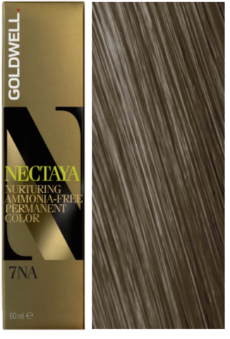 Goldwell Nectaya 7NA натуральный пепельный блондин 60 мл