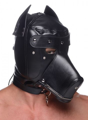 Шлем для жесткого бдсм - Master Series