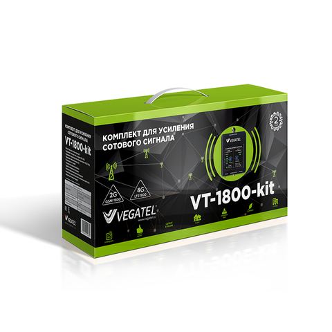 Vegatel VT-1800-kit (LED) комплект