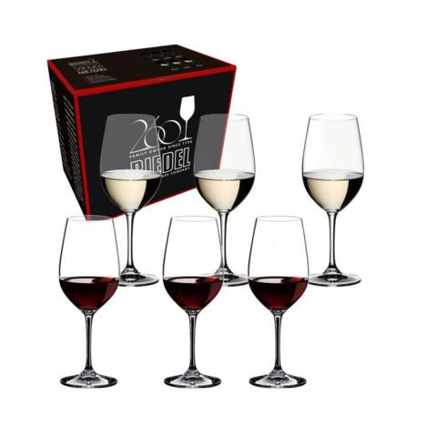 Набор из 6-и бокалов для вина Riesling/Zinfandel 400 мл артикул 7416/56-260. Серия Vinum