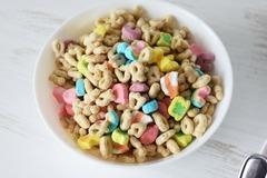 Готовый завтрак Lucky Charms с маршмеллоу 422 гр