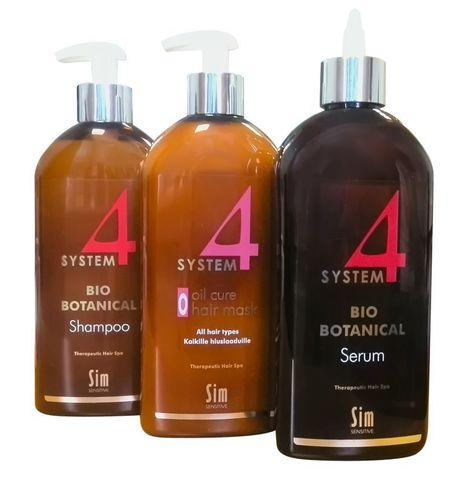 SYSTEM 4, Комплекс от выпадения волос купить за 4390руб