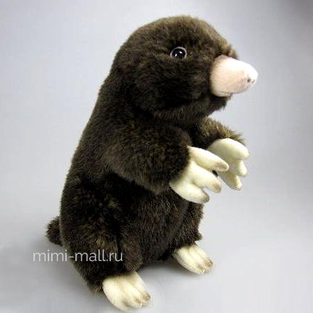 Мягкая игрушка Крот 21 см (Leosco)