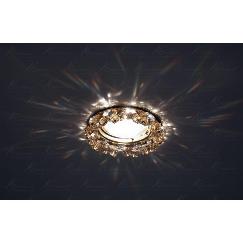 Встраиваемый светильник Kantarel Garland CD 038.3.1/16 MR16