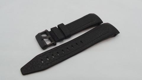 Ремешок кожаный для часов Восток Европа Луноход-2 6203211 6204208 6204212 620C504