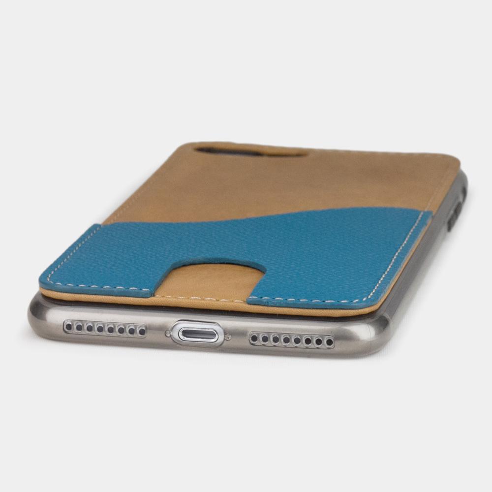 Чехол-накладка Andre для iPhone 7 Plus из натуральной кожи теленка, цвета винтаж