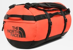 Сумка-баул The North Face Base Camp Duffel S Flare/Tnf Black
