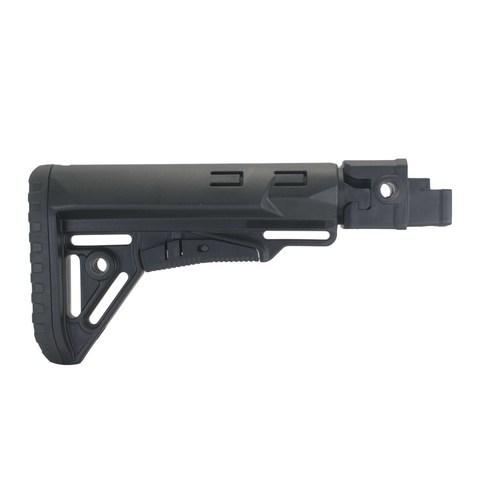 Купить Комплект: Складывающийся приклад на АКМ, DLG Tactical