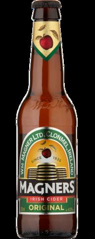 Magners Original Irish / Магнерс Ориджинал Айриш (яблочный полусладкий)