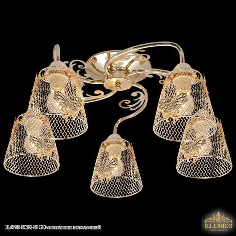 IL6793-5CIN-19 GD светильник потолочный