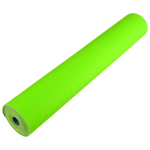 Коврик для йоги Green Tpe 173*61*0,4 см