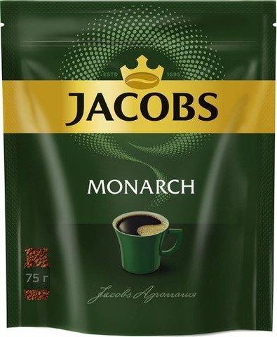 Кофе Якобс Монарх м/у 75г
