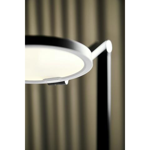 Лампа настольная Desk, черная матовая