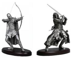 Властелин колец статуэтка Леголас и Арагорн