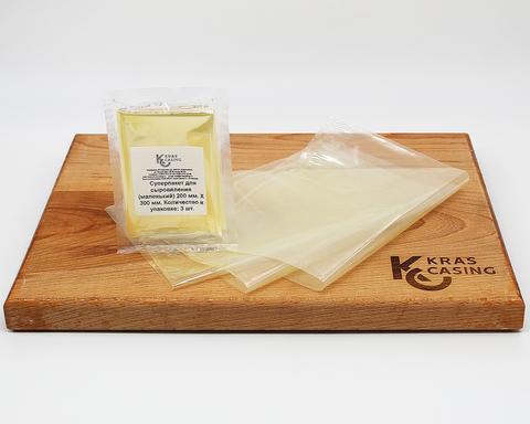 Суперпакеты для вяления мяса (малые) - 3 шт.