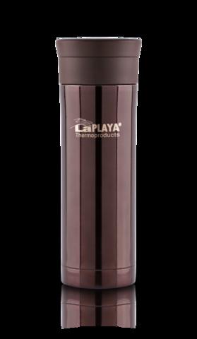 Термокружка LaPlaya JMK (0,5 литра), коричневая