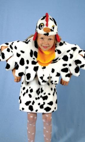 Карнавальный костюм Курицы 2