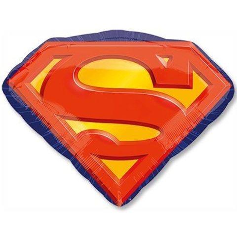А ФИГУРА/P38 Супермен эмблема