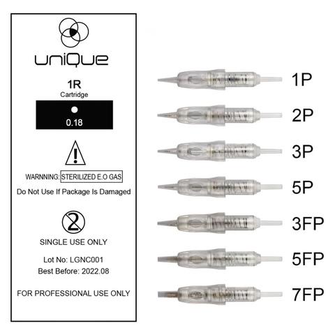 Модульные иглы UniQue 1Р (0.18мм)