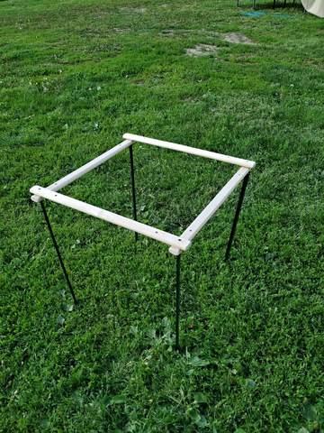 Кустодержатель квадратный
