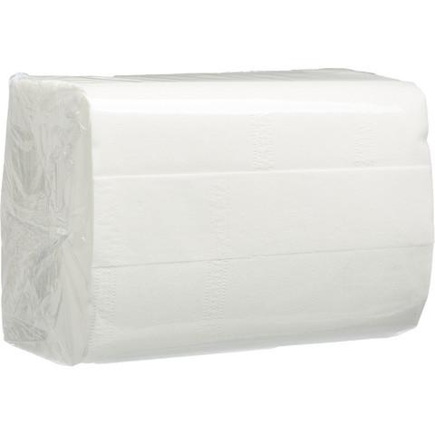 Салфетки бумажные 2сл20х15,5 бел 200шт/уп СД10