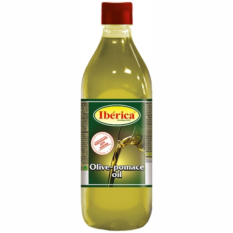 Масло оливковое IBERICA Pomace bertoly 500 мл ст/б ИСПАНИЯ