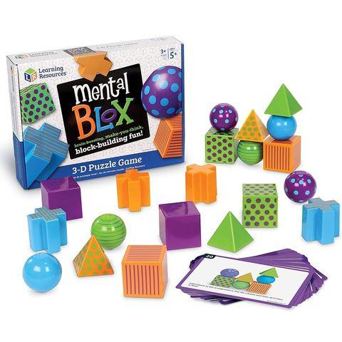 LER9280 Развивающая игра Ментал блокс (40 элементов) Learning Resources