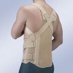 Жесткий грудопоясничный корсет с термопластиком Orliman TLSO-B