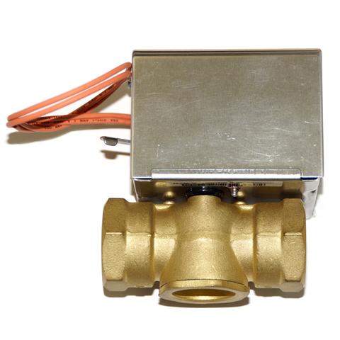 Двухходовой клапан с сервоприводом ТМ-К-1-СП (для тепловентиляторов TW и MW)