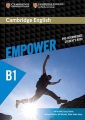 Cambridge English Empower Pre-Intermediate Student's Book