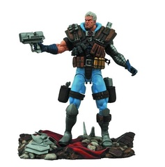 Марвел Селект фигурка Кейбл — Marvel Select Cable