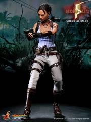 Biohazard Resident Evil 5 - Sheva Alomar