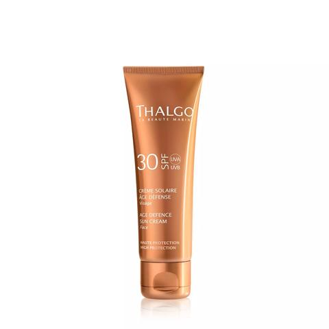 Thalgo Омолаживающий солнцезащитный крем SPF 30 Age Defence Sun Cream