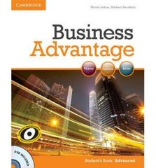 Business Advantage Advanced Student's Book with...